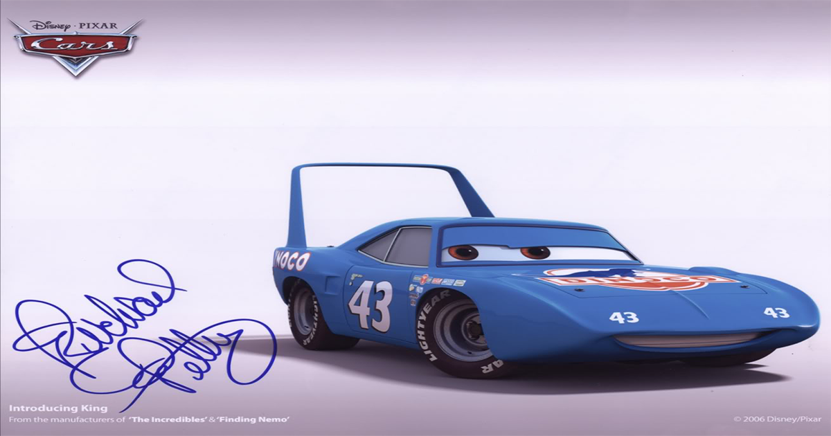 "How Much Does It Cost To Ship A Car >> ""Cars"" Movie Characters to Visit Richard Petty Racetrack"