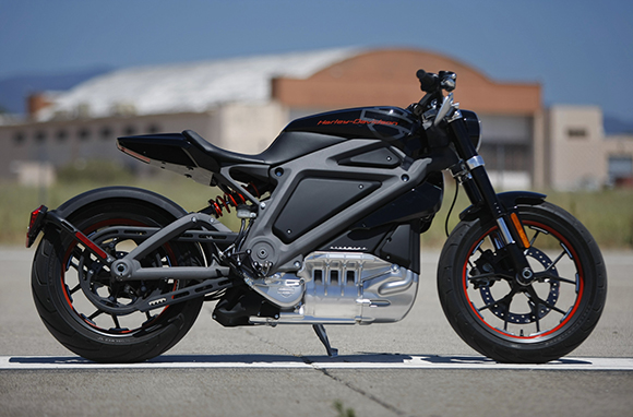 Harley Davidson Project LiveWire Electric Bike